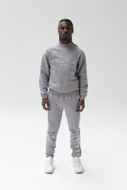 17 Worldwide Grey Tracksuit