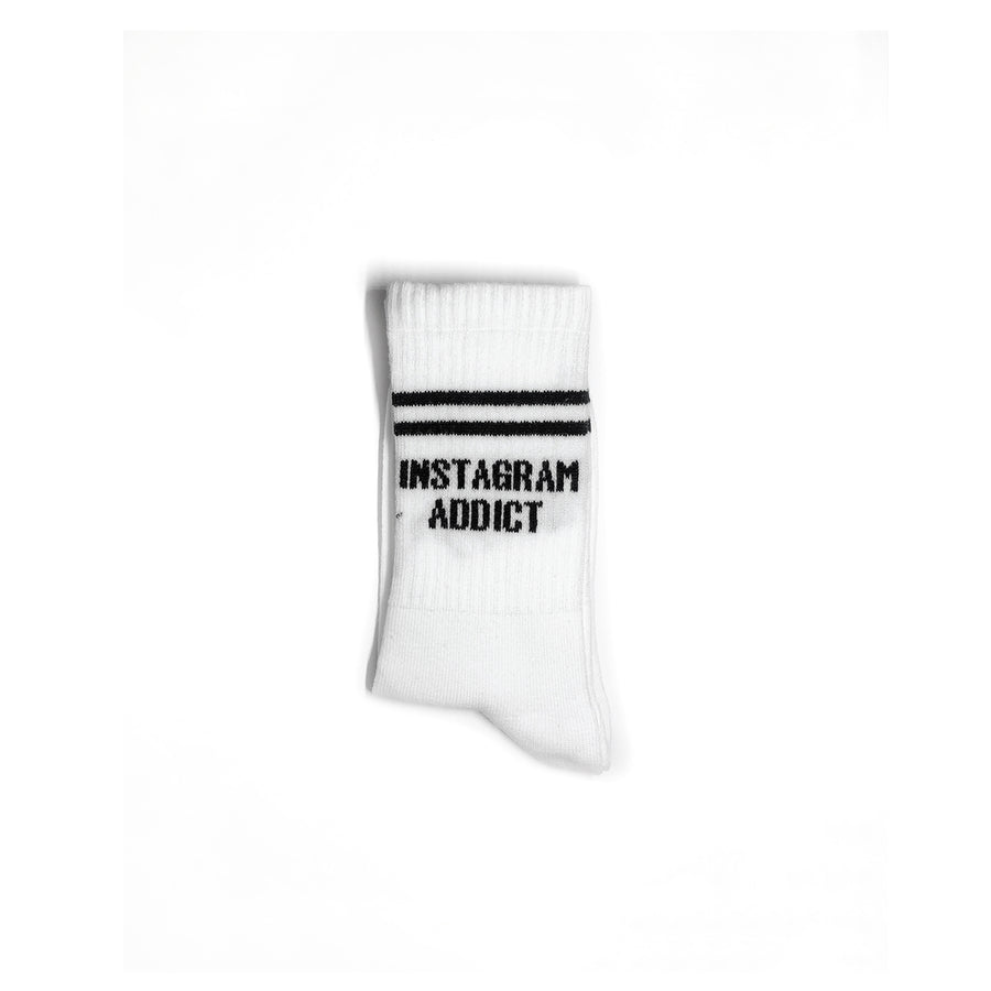Instagram addict socks