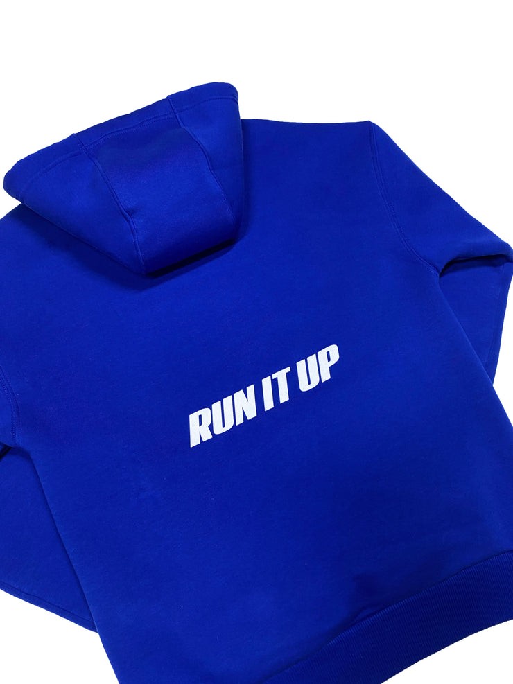 Run it Up Blue Tracksuit