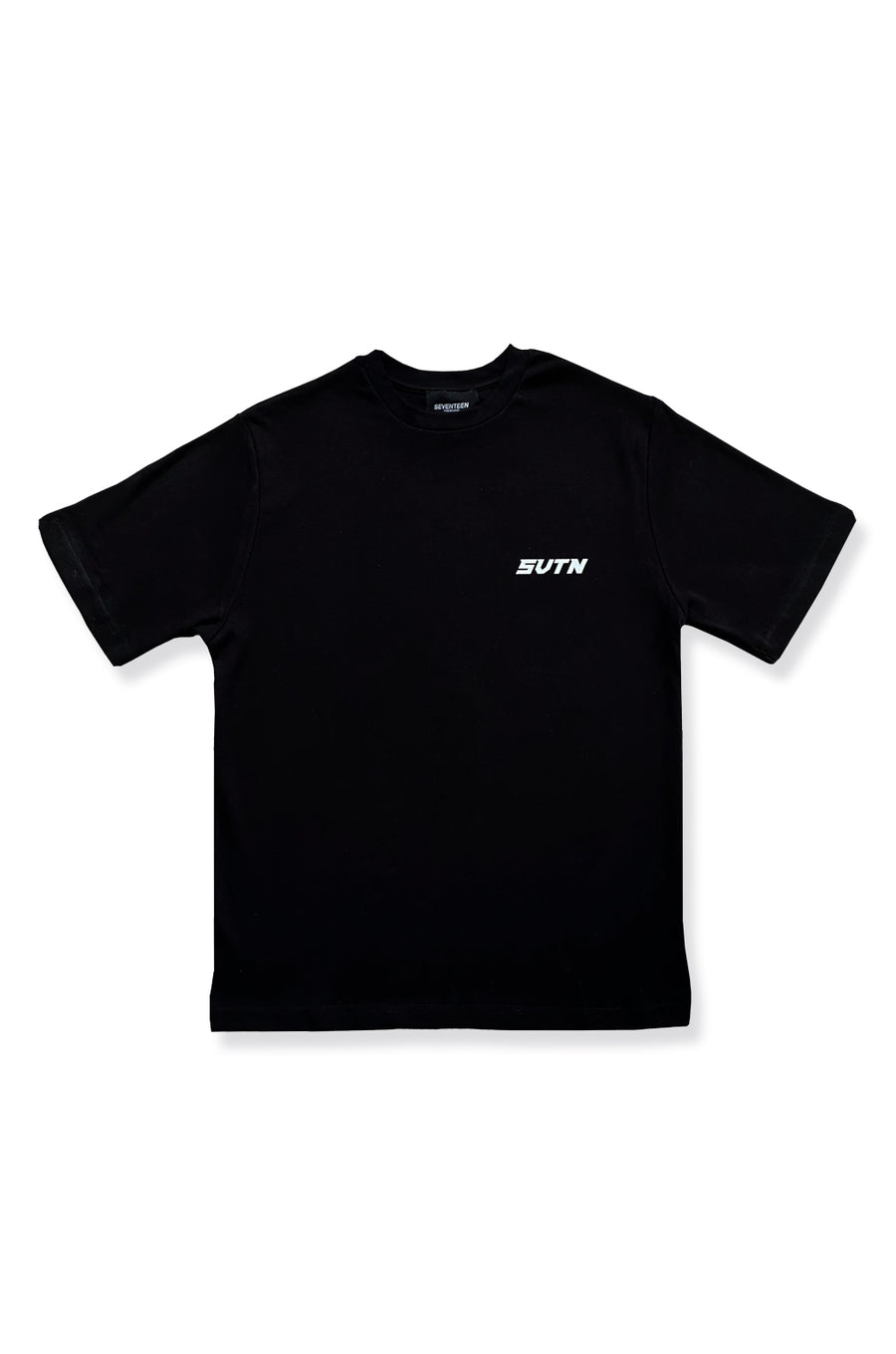 SVTN All Power To The People Black T-Shirt