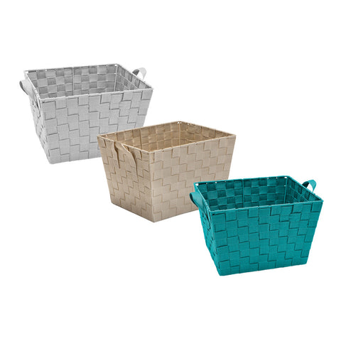 Sale Simplify Small Woven Storage Bin (Assorted Colors Available) ...  sc 1 st  Space With Taste & Storage Totes u0026 Bins u2013 SPACE WITH TASTE