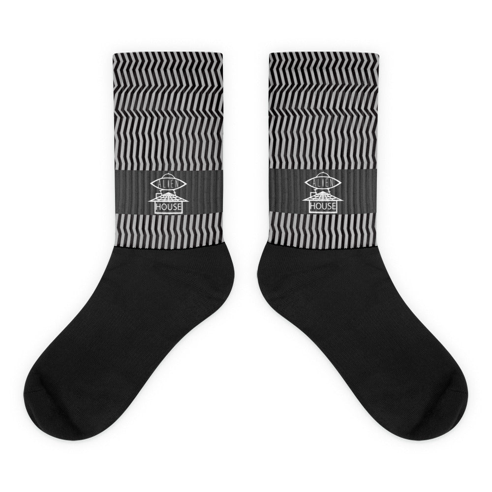 ALIEN HOUSE SOCKS