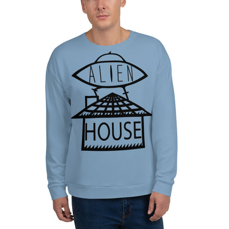 ALIEN HOUSE QUIRKY JUMPER