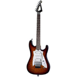 International 3 Series Electric Guitar with pickguard