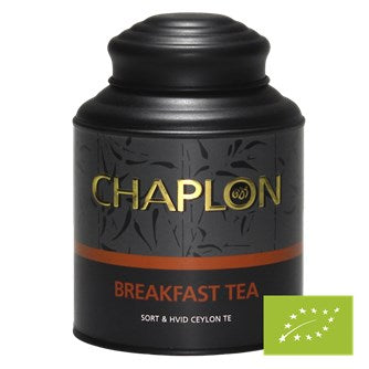 Chaplon Økologisk Breakfast Tea