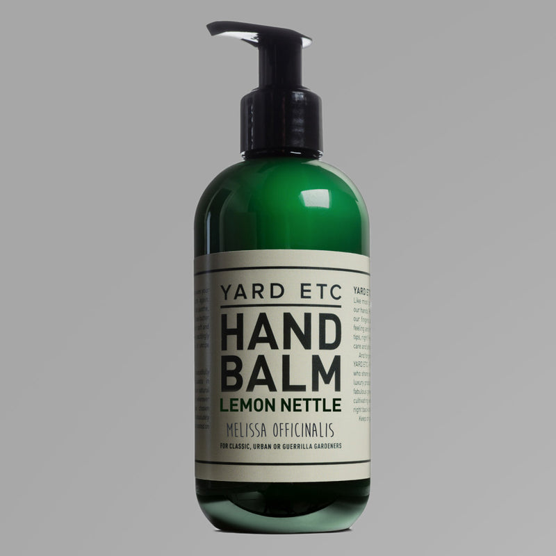 Lemon Nettle Hand Balm 250ml
