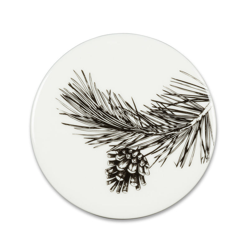 Pinecone & Branch Coaster