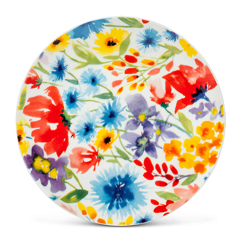 Allover Flower Plate