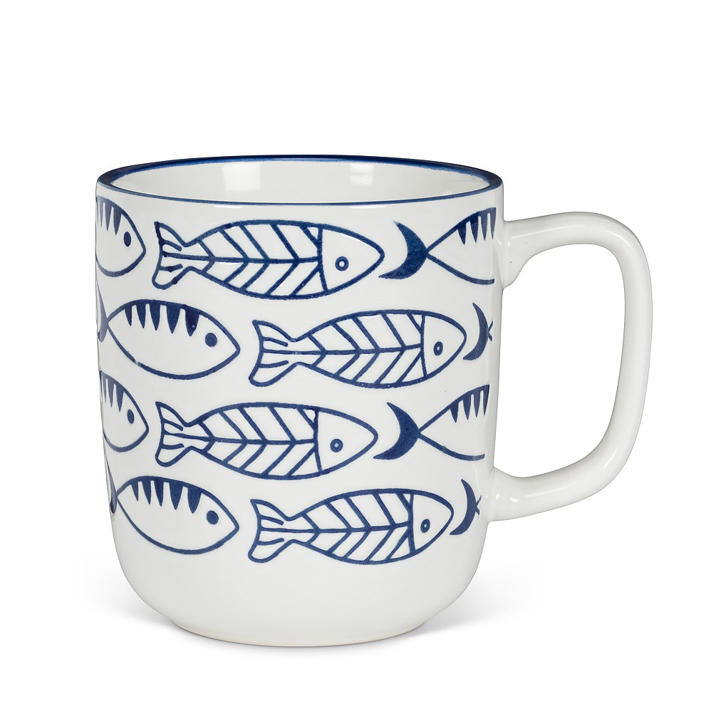 Swimming Fish Mug