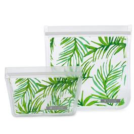 Reusable Lunch Bags, Leaf