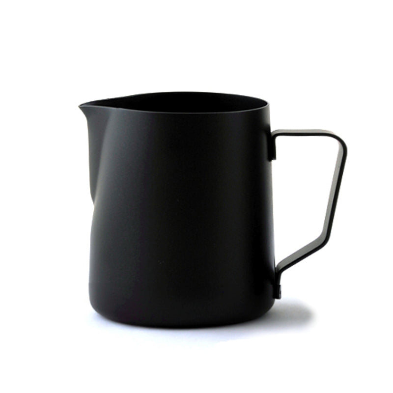 Black Milk Pitcher, 16oz