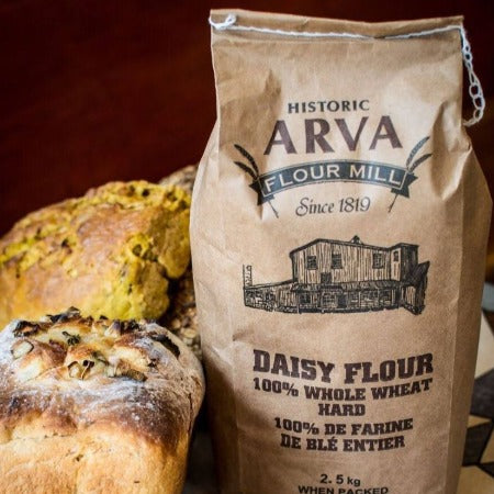 Arva Flour, Whole Wheat