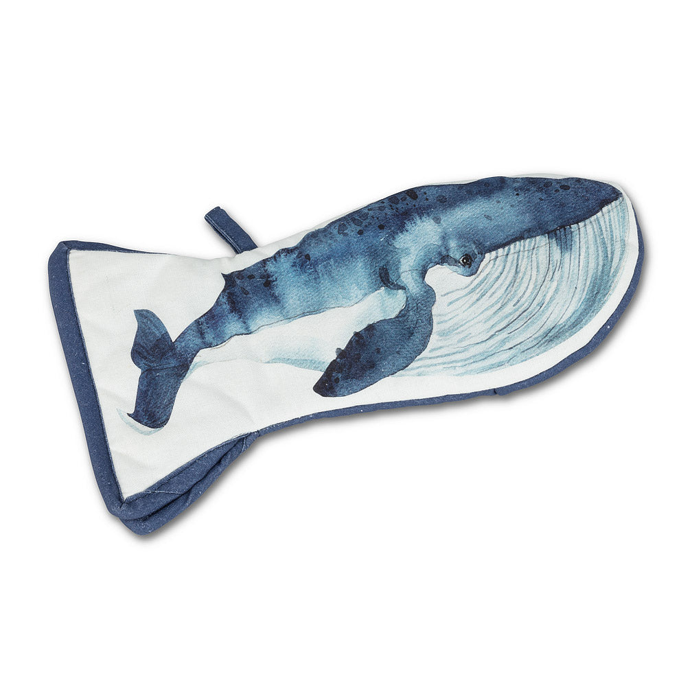 Whale Shaped Oven Mitt