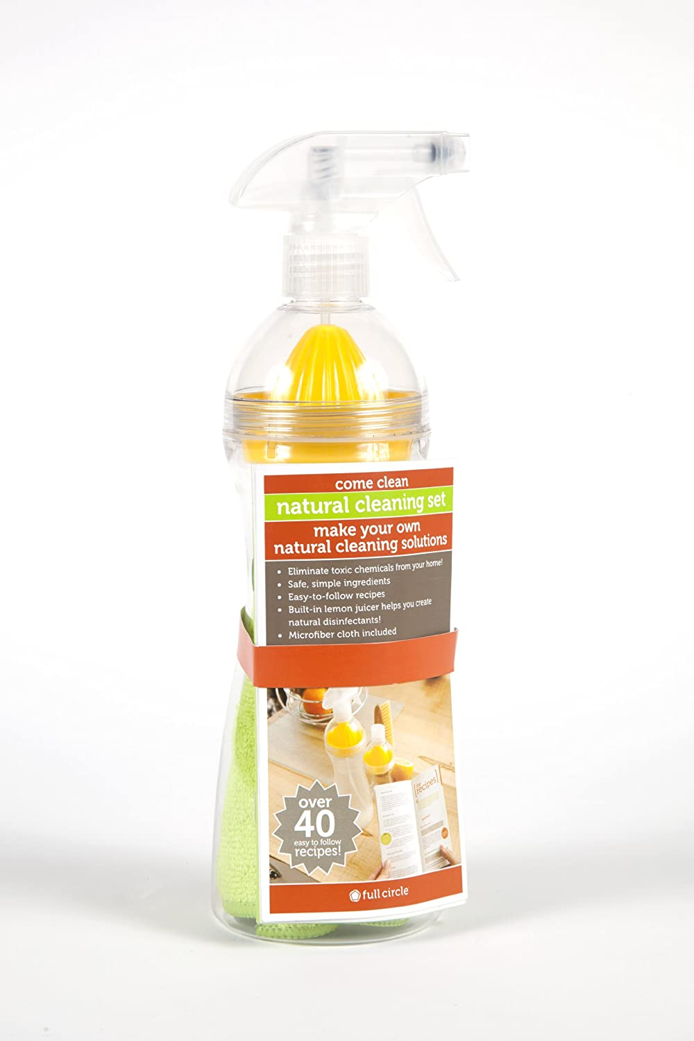 Natural Cleaning Set