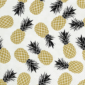 Napkins, Pineapples