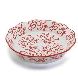 Heritage Pie Plate, Red