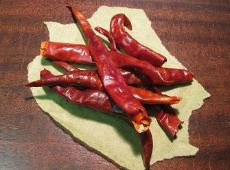 Chili Pepper, Whole