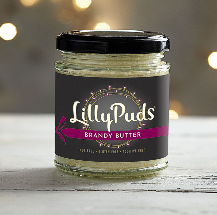 Lillipuds Brandy Butter