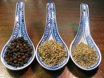 Peppercorn, Black Whole