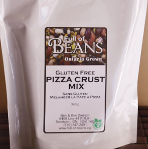 Pizza Crust Mix, GF 360g