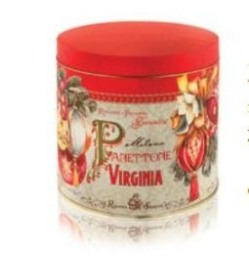 Traditional Panettone, Christmas Tin
