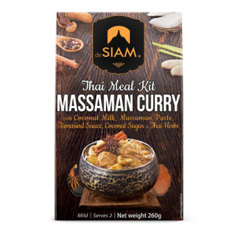 Massaman Curry Cooking Set