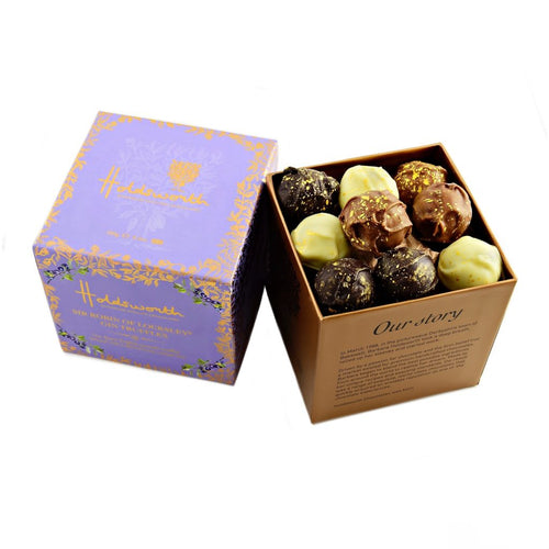 Sir Robin of Locksley Gin Truffles