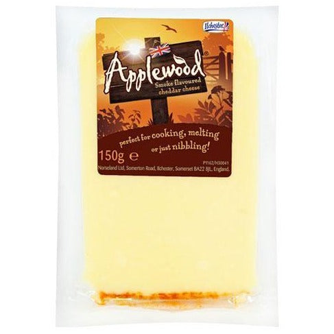 Applewood Smoked Cheddar, Illchester UK