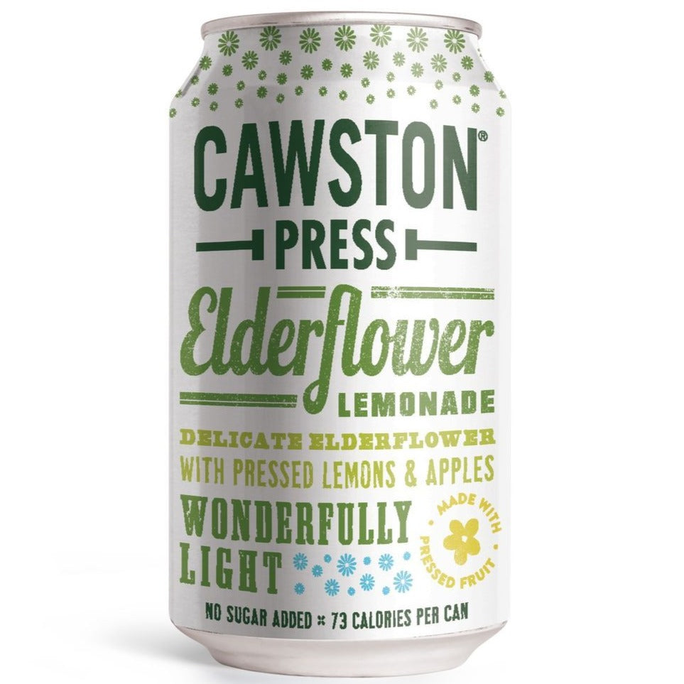 Cawston Elderflower Lemonade