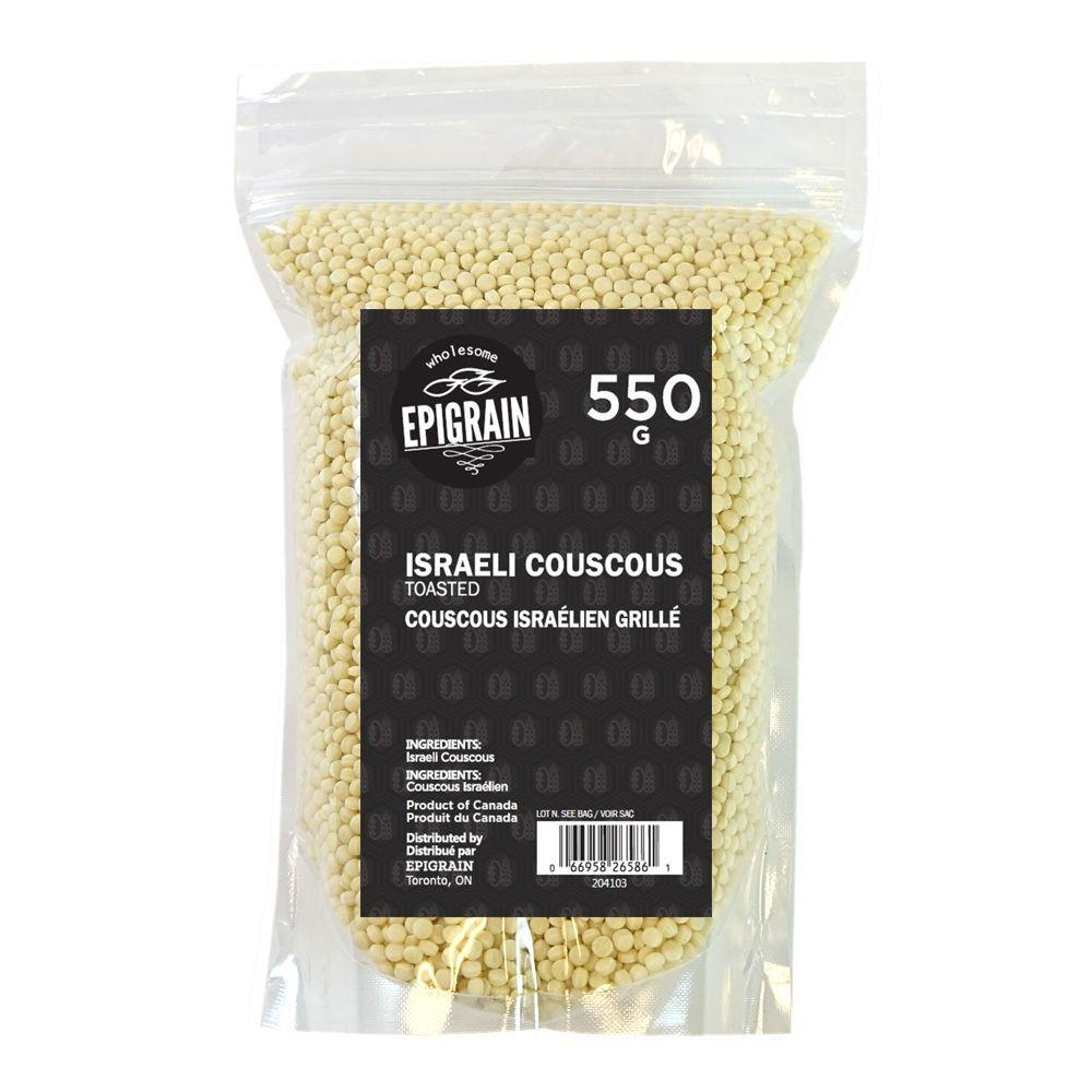 Isreali Pearl Toasted Couscous