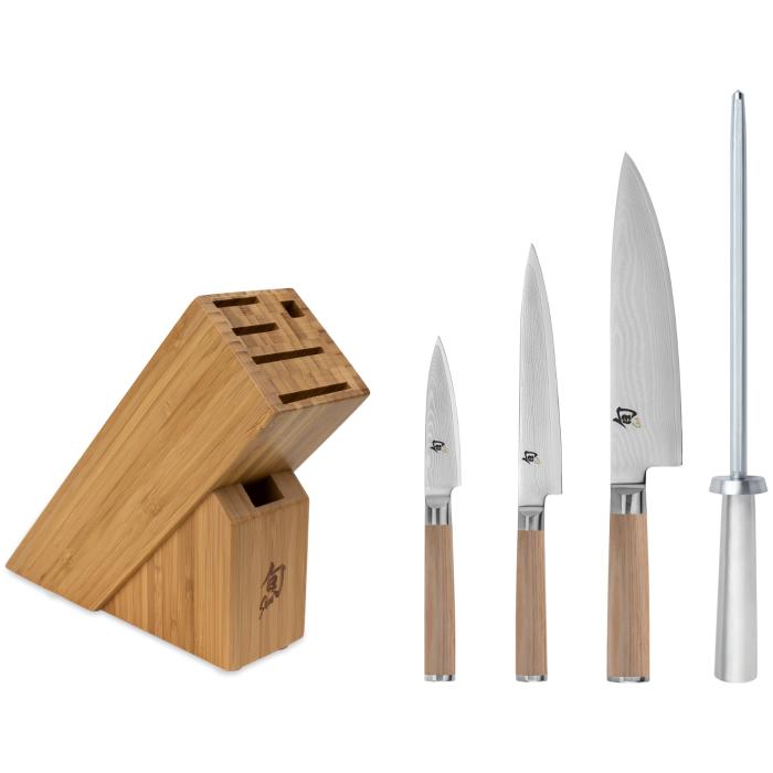 Blonde Classic 5 Pc. Knife Set