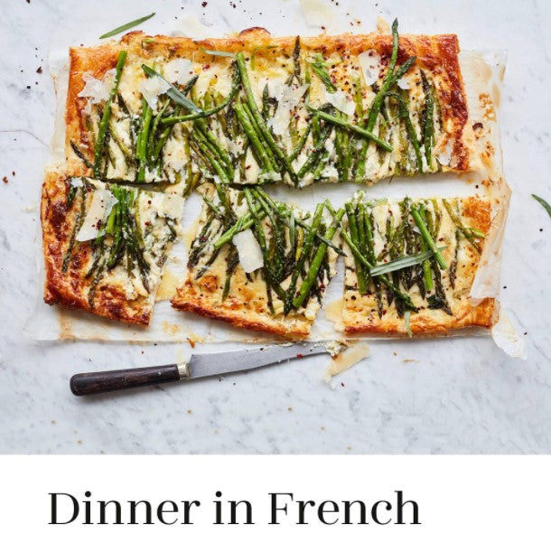 Cook the Book - Dinner in French, Wed. Oct. 14th