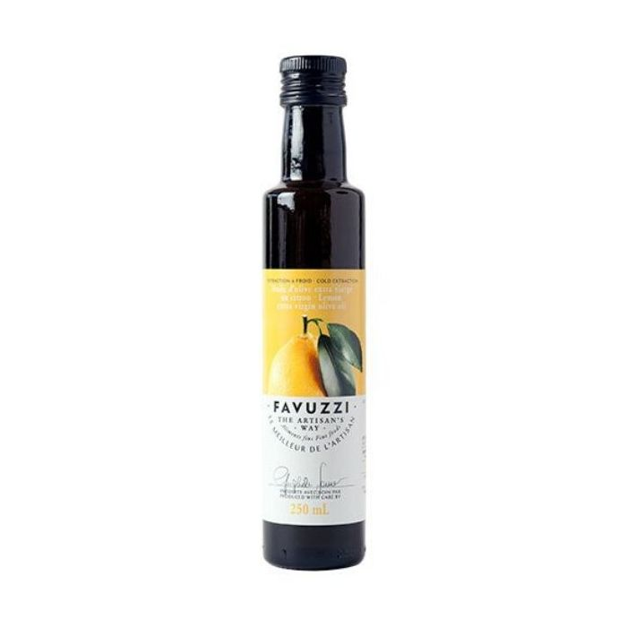 Favuzzi Crushed Lemon EVOO, 250ml