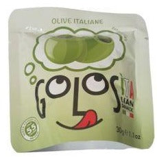 Single Serve Italian Olives, 30g