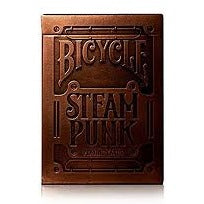 Steampunk,  Theory11 Luxury Playing Cards
