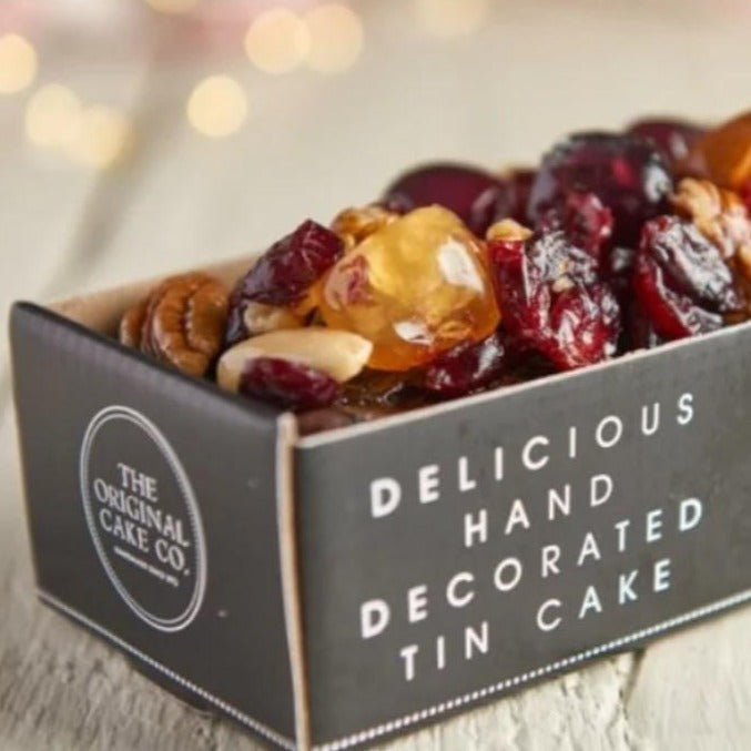 Original Cake Co. Jewel Topped Fruit Cake