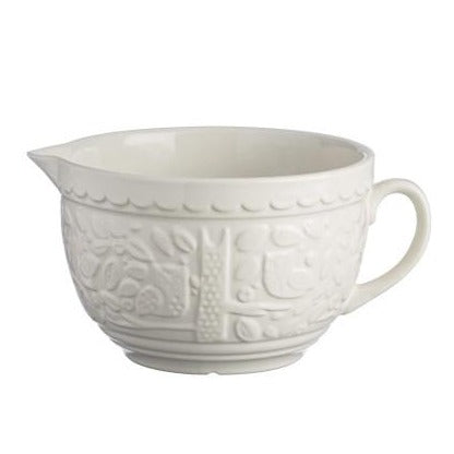 In the Forest, 1.9L Cream Batter Bowl