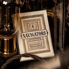 Navigator,  Theory 11 Luxury Playing Cards