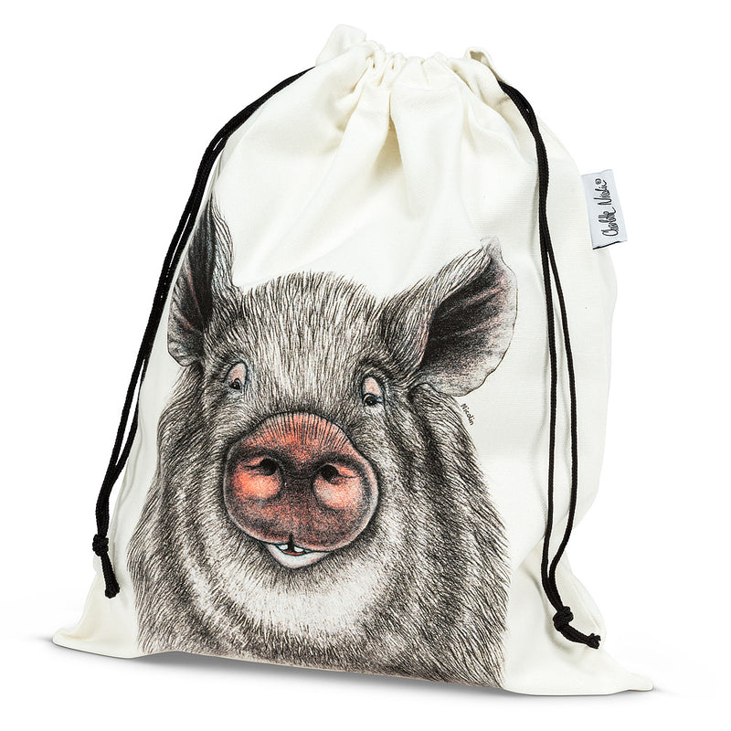 Oskar Drawstring BAG