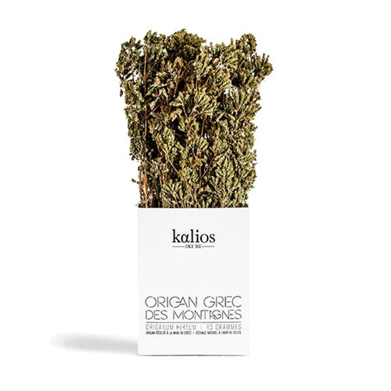 Kalios Greek Oregano