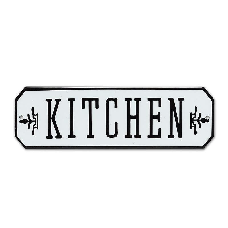 "Retangular Kitchen Sign, 12""L"