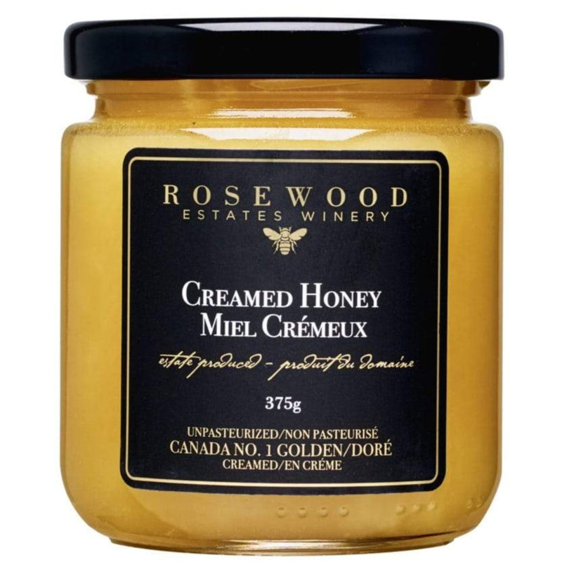 Rosewood Winery Creamed Honey