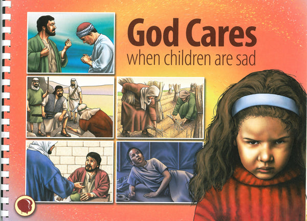 God Cares When Children Are Sad