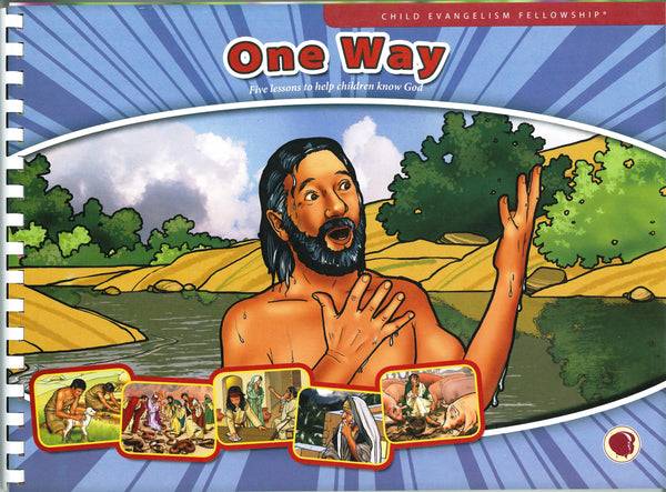 ONE WAY - Newer version