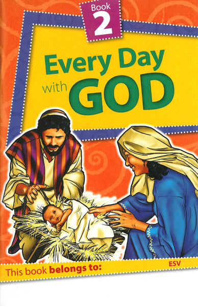 Every Day with God Book 2 (ESV)