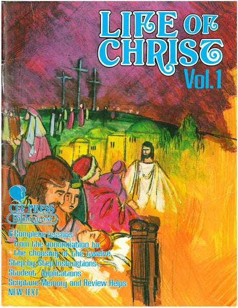 Life of Christ: Volume 1