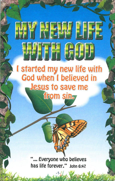 My New Life With God