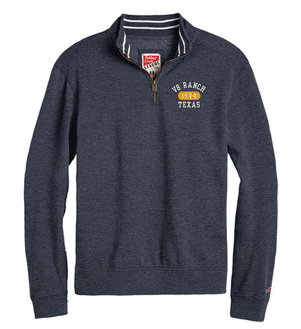 V8 Yellow 1944 Pullover Sweater