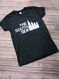Unisex South Side Chicago Skyline T-Shirt