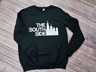 South Side Chicago Skyline Crewneck Sweatshirt